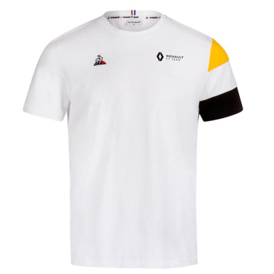 Renault Sport Mens Team Fan T-Shirt | White