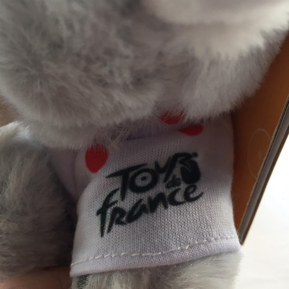 Tour de France Souvenir Plush Cow Toy | 2019 | 13cms