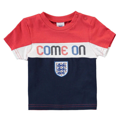 England Football Baby/Toddler Come On England T-Shirt | 2021