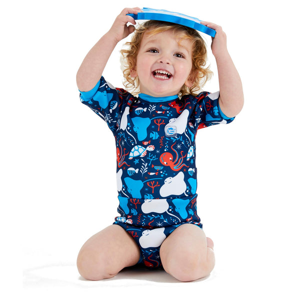 Splash About Happy Nappy Wetsuit | Under The Sea