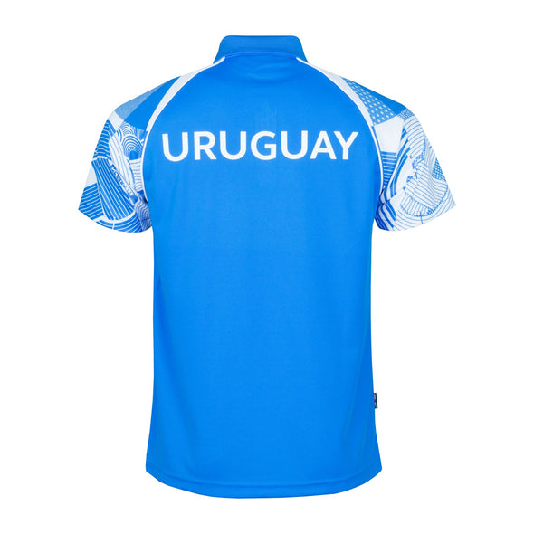 Rugby World Cup 2019 Men's Polo Shirt | Uruguay