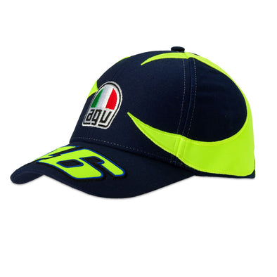 MotoGP Valentino Rossi Sun and Moon Helmet Cap | Kids | 2019