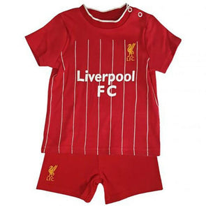 Liverpool FC Baby/Toddler T-Shirt & Shorts Set | 2019/20 Season
