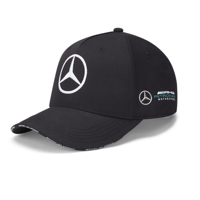 Mercedes AMG Petronas Team Baseball Cap | Black | Adult | 2020