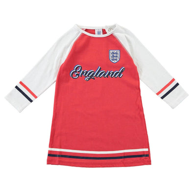 England Football Baby/Toddler Girls Dress | 2021
