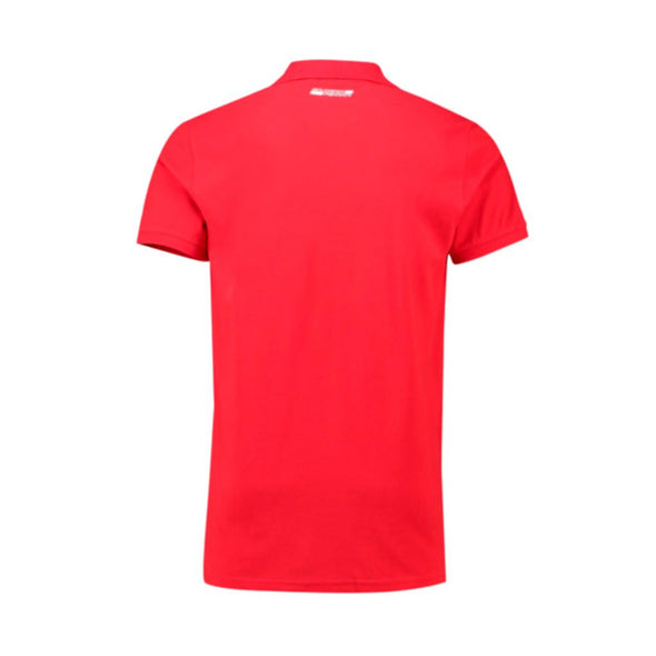 Scuderia Ferrari Kid's Classic Polo Shirt | Red | 2019