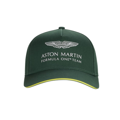 Aston Martin F1 Team Baseball Cap | Kids | Green | 2021