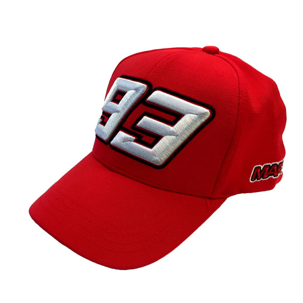 Marc Marquez Baseball Cap | Red | 2019 | Adult