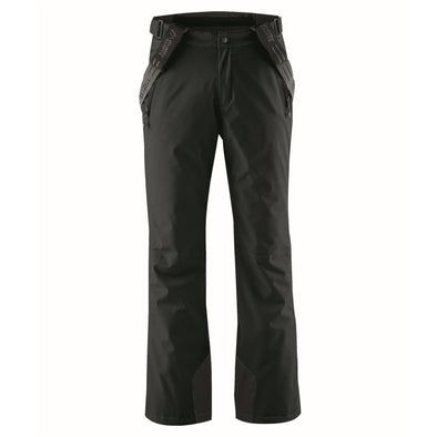 Maier Sports Anton 2 Men's Ski Pants | Regular Fit | Black
