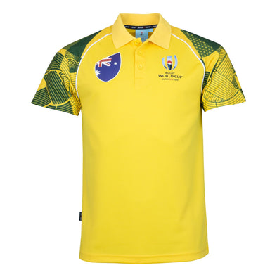 Rugby World Cup 2019 Men's Polo Shirt | Australia