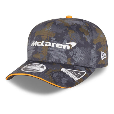 McLaren New Era 9Fifty Special Edition Cap | World Tour | Camo | Adult  | 2021