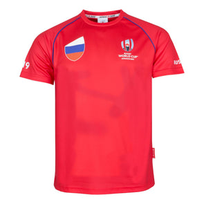 Rugby World Cup 2019 Men's T-Shirt | Russia