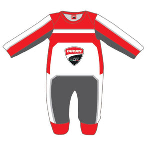 Ducati Corse Baby Racing Suit Onesie All in One | Multi | 2019