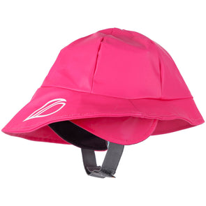 Didriksons Southwest Kids Waterproof Rain Hat | Fuchsia