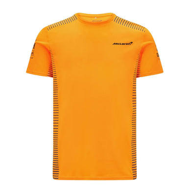 McLaren Men's Replica Team T-Shirt | Orange | 2021