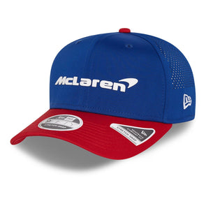 McLaren New Era 9Fifty Special Edition Cap | USA | Blue | Adult  | 2021