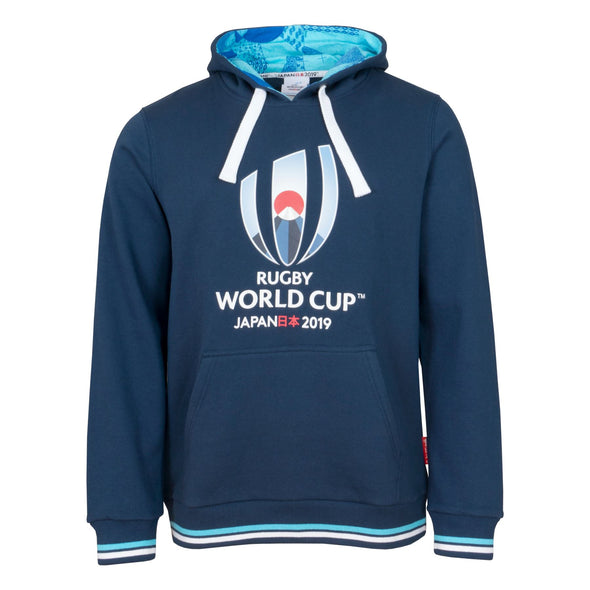 Rugby World Cup 2019 Kids Over Head Hoodie | Navy