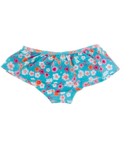 Banz Girls UV Frill Bikini Bottoms | Flowers