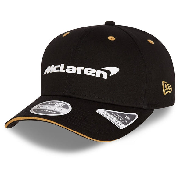 McLaren New Era 9Fifty Special Edition Cap | Monaco | Black | Adult  | 2021