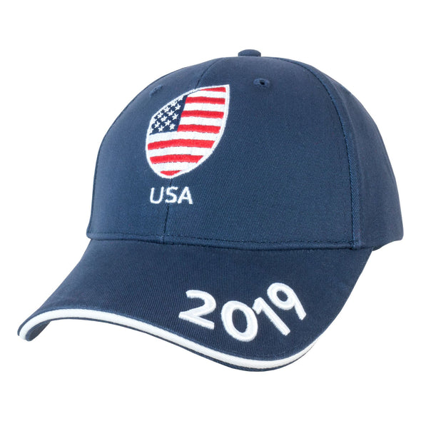 Rugby World Cup 2019 Baseball Cap | USA