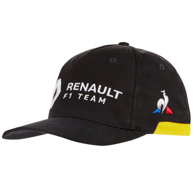 Renault Sport Adult Team Baseball Cap | Black | 2019