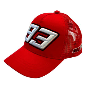Marc Marquez Kids Trucker Baseball Cap | Red | 2019 | Junior