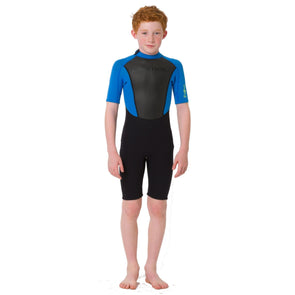 Animal Kids Nova Shorty Wetsuit | Black