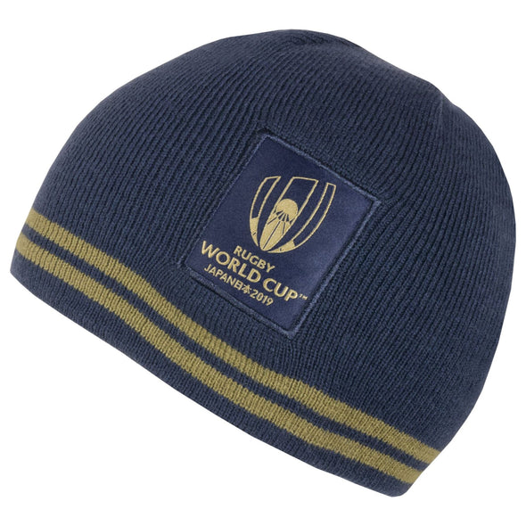 Rugby World Cup 2019 Webb Ellis Beanie Hat | One Size