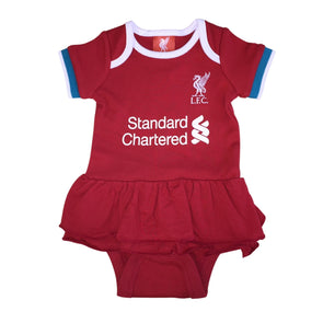 Liverpool FC Baby Girls Kit Tutu | 2021