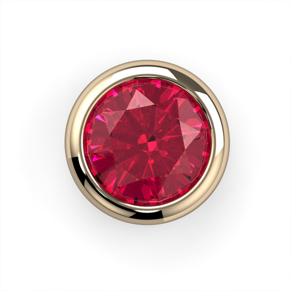 Ruby Bezel End