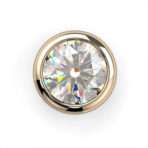 Diamond Bezel End