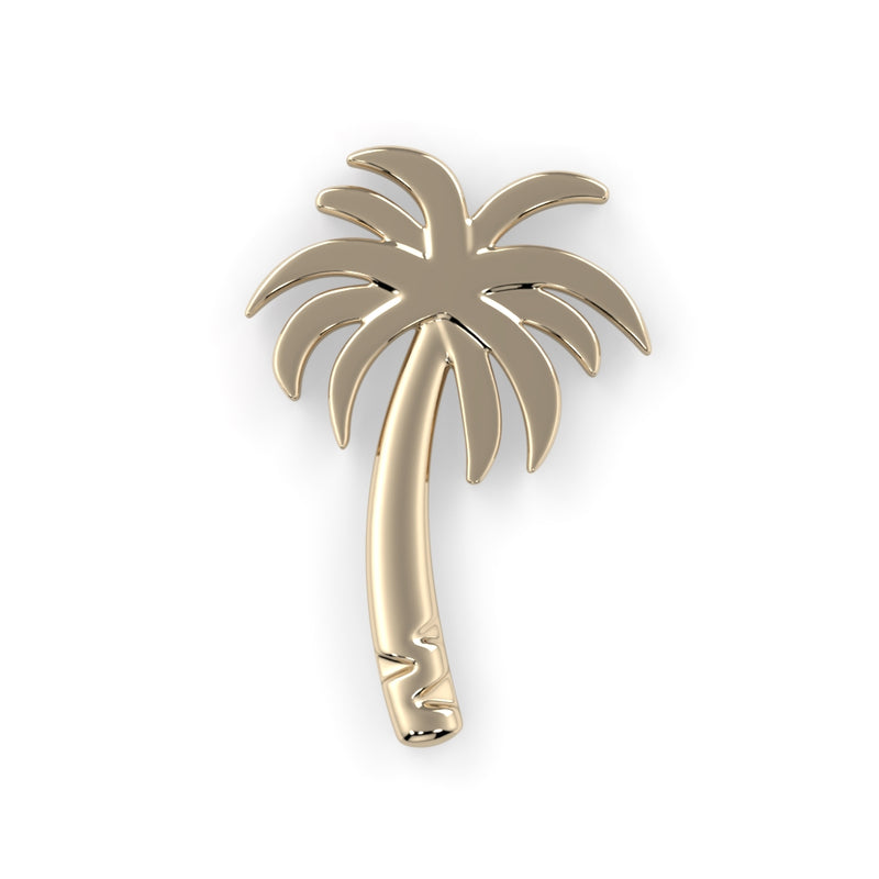 Bloom Palm Tree End