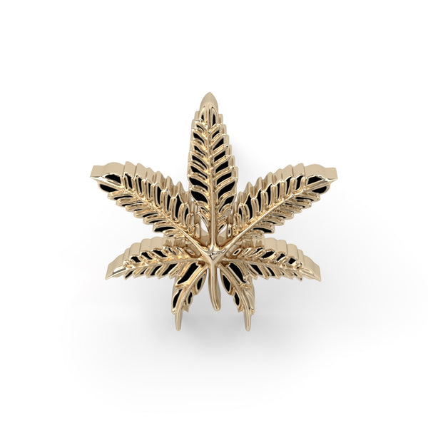 Marijuana Leaf End