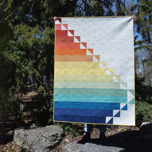Get To Know: The Steep Rock Quilt