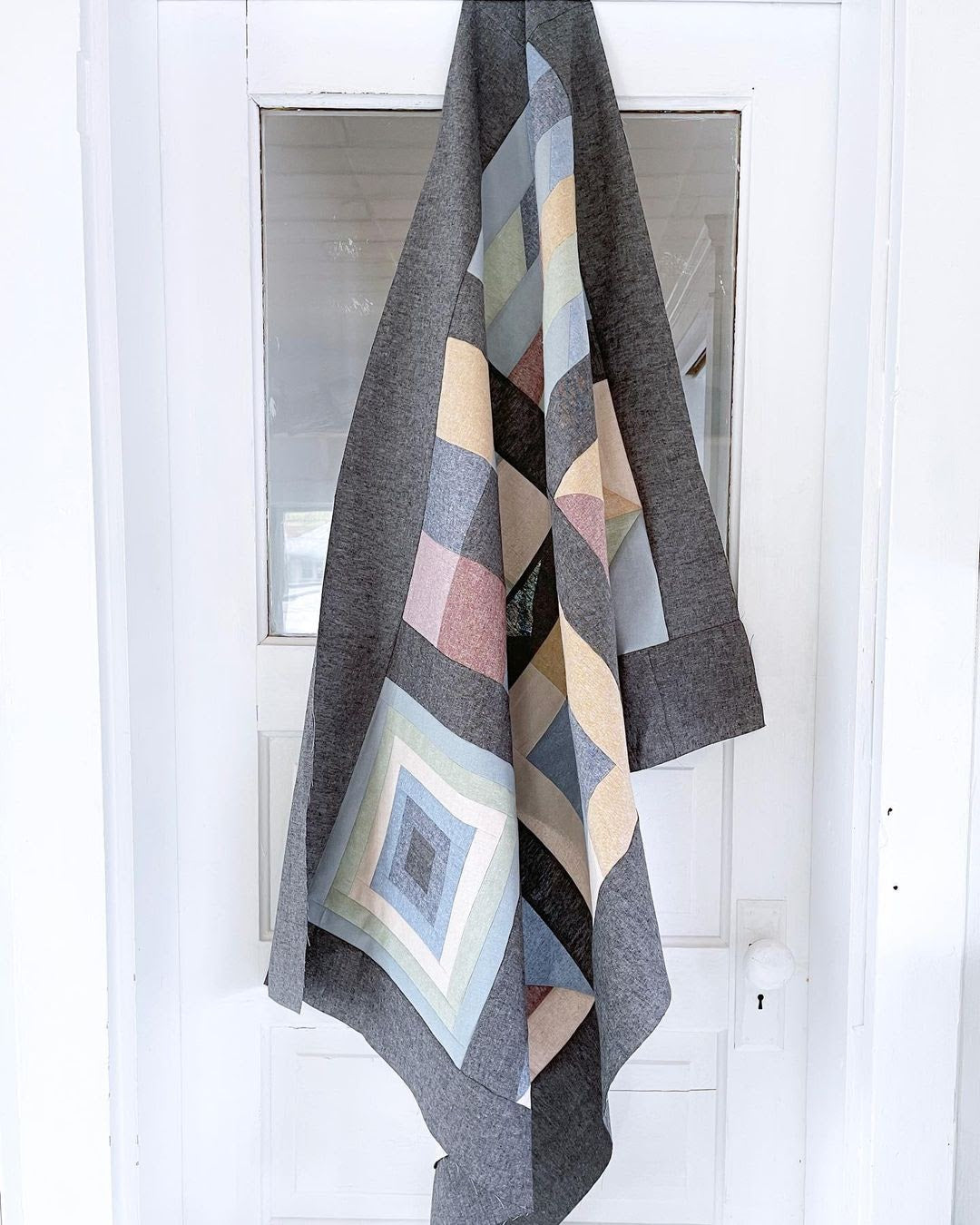 Boreal Forest Linen Hanging