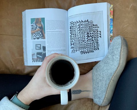 TBS Must Have Quilt Books: Quilted and Coffee