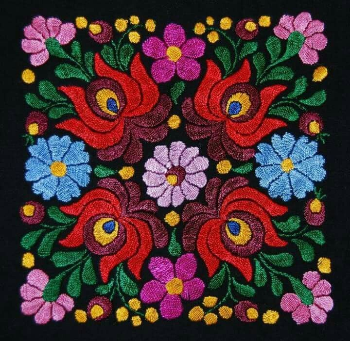 Hungarian Folk Art Inspiration
