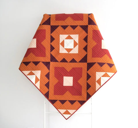 Smiths Spruce Woods Cover Quilt Hanging
