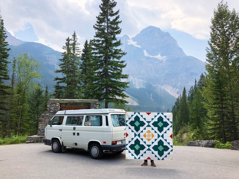 Spruce Woods Quilt Mountains