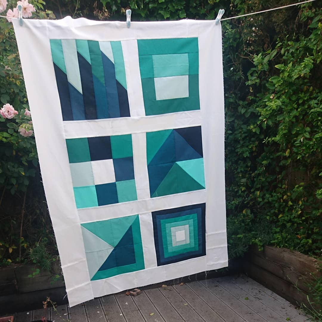 TheHackneyQuilter Boreal Forest
