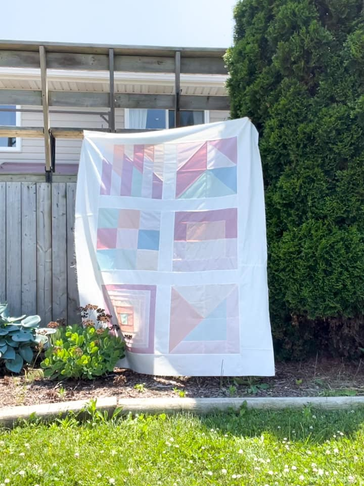 llquiltco Boreal Forest