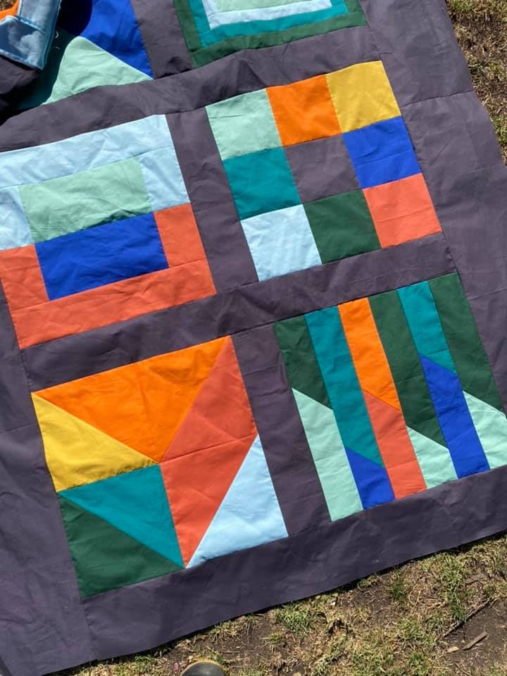 strawberrycreekquilts Boreal Forest