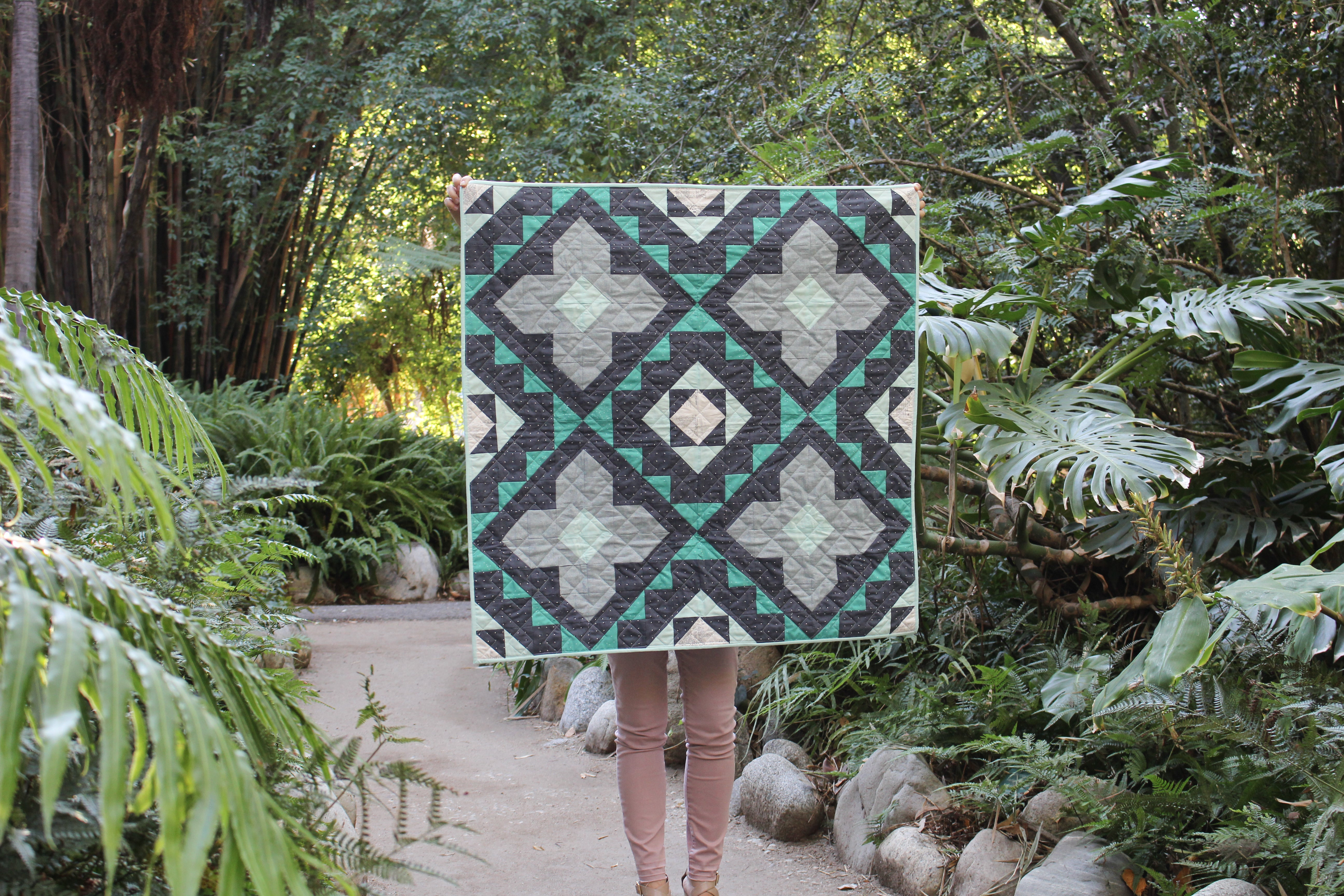 Spruce Woods Quilt Pattern