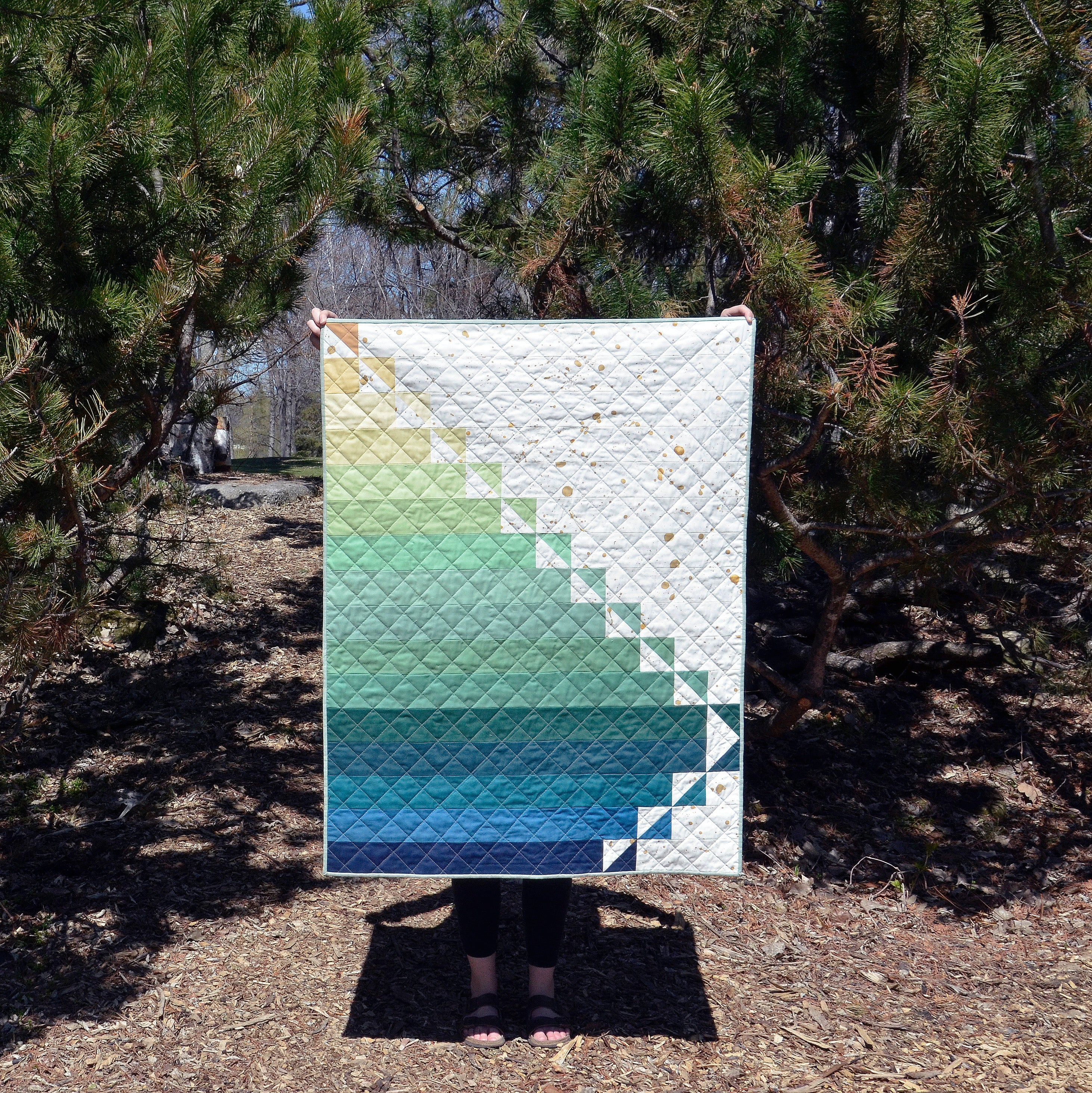 Steep Rock Quilt Pattern
