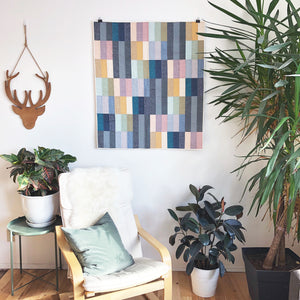 Paint Lake Quilt Pattern