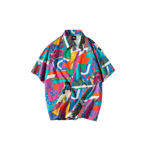 Ukiyo Button Shirt