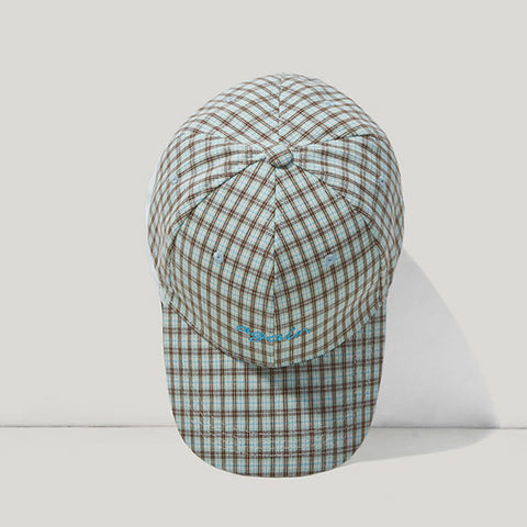 Again Plaid Hat