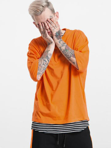 Oversized Crewneck T-Shirt