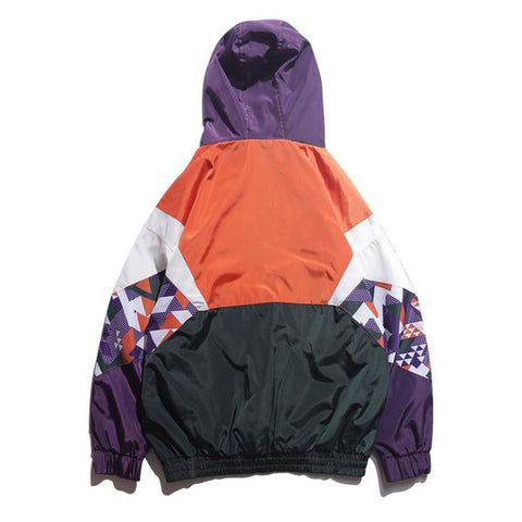 Sprint Front Pocket Jacket
