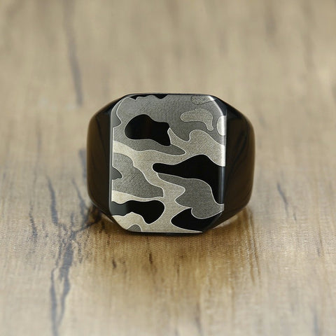 Essential Camo Ring